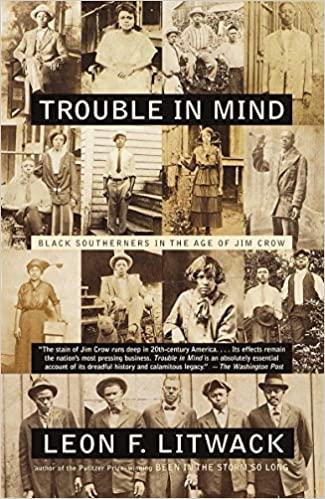 Trouble In Mind - Leon F Litwack