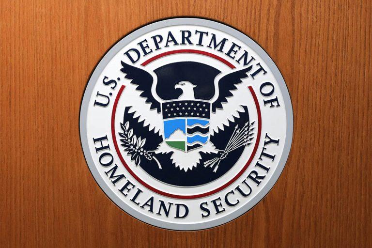 US Dept of Homeland Security Seal