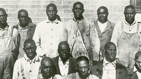12 Black men arrested in Elaine, Arkansas