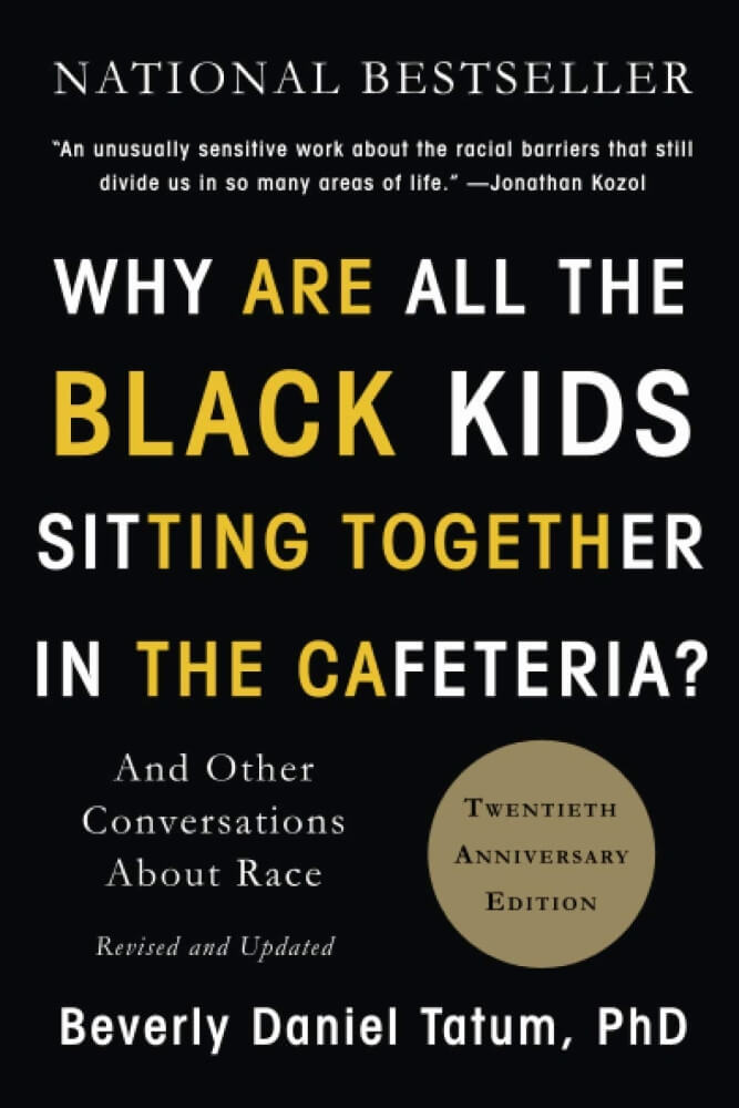 Why are all the Black kids sitting together? book cover