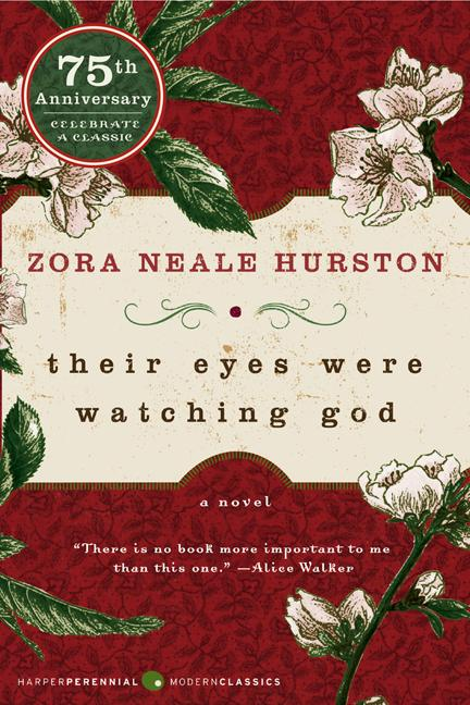 Their Eyes Were Watching God paperback