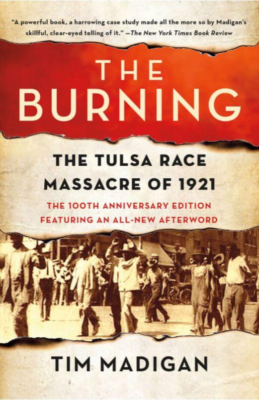 The Burning: The Tulsa Race Massacre of 1921 | Book Cover