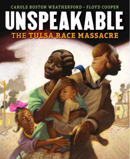 Unspeakable: The Tulsa Race Massacre | Book Cover
