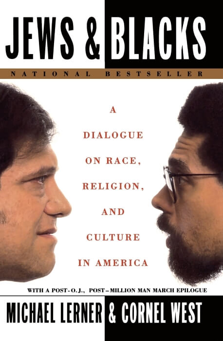 Jews and Blacks - A Dialogue on Race, Religion, and Culture in America book cover