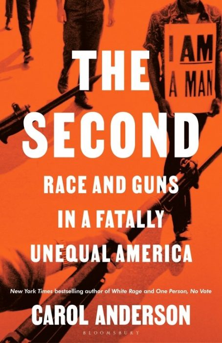 The Second - Race and Guns in a Fatally Unequal America book cover