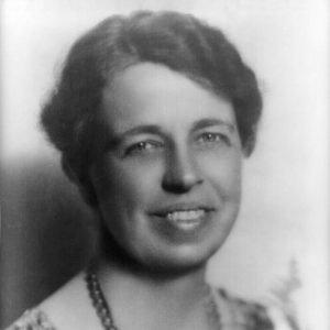 Eleanor Roosevelt portrait 1933