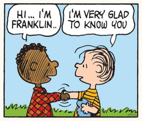 Franklin And Linus Animation Introduction